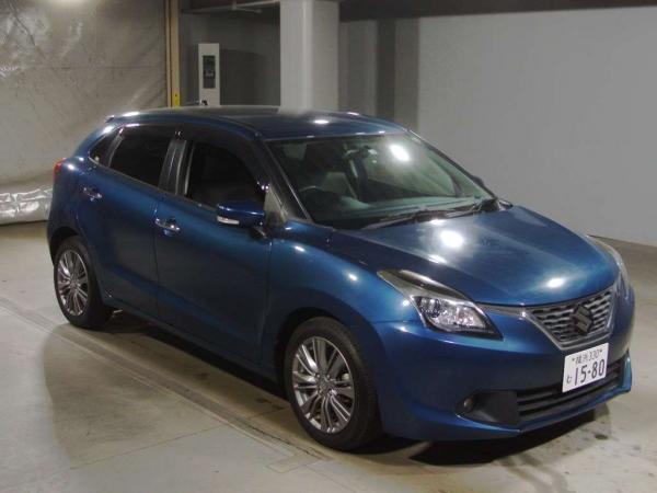 Suzuki Baleno I
