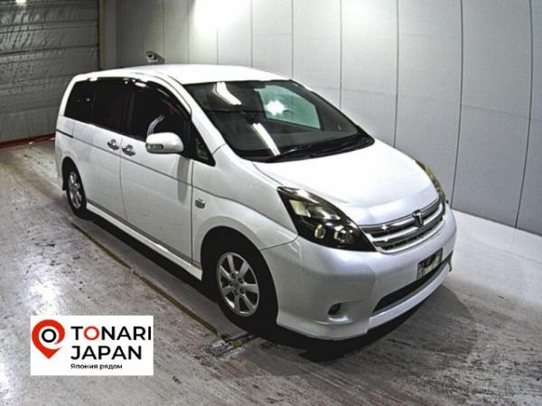 Toyota Isis I. II Рестайлинг