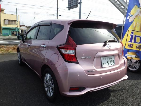 Nissan Note II Рестайлинг