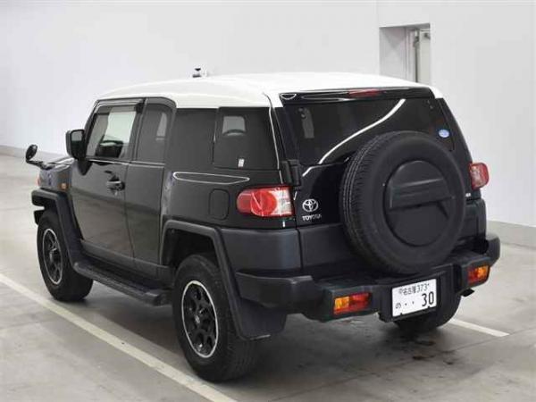 Toyota FJ Cruiser I