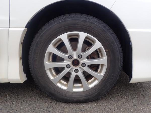 Toyota Alphard I рестайлинг