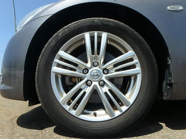 Nissan Skyline XII, рестайлинг