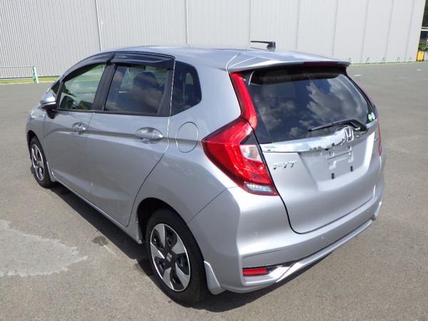 Honda Fit III. 2й рестайлинг