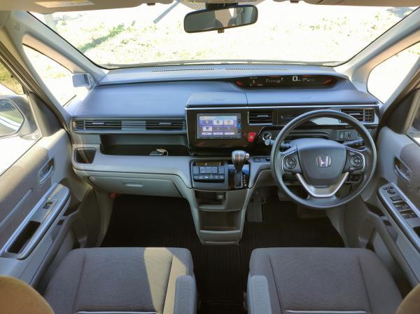 Honda Stepwgn V
