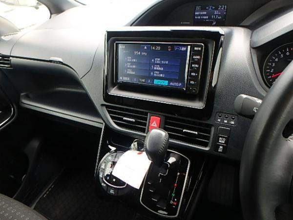 Toyota Noah III, Рестайлинг