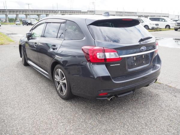 Subaru Levorg I, Рестайлинг