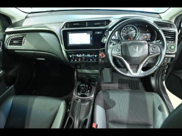 Honda Grace I Рестайлинг