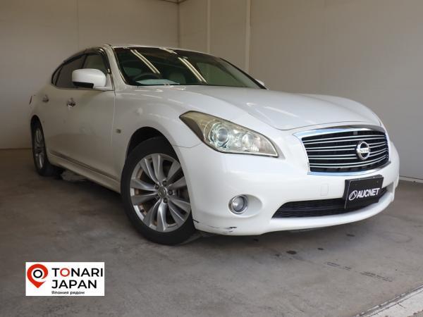 Nissan Fuga II